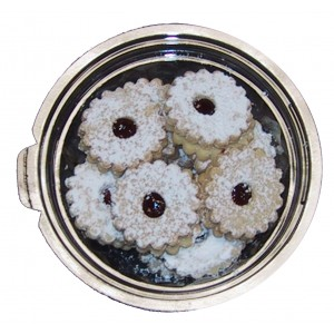 LGS Mini Linzer Cookies (approximately 18 pc)