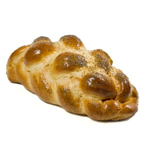 LGS Extra large Challah (poppy seeds)