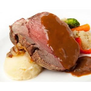 Roast Beef Au - Jus