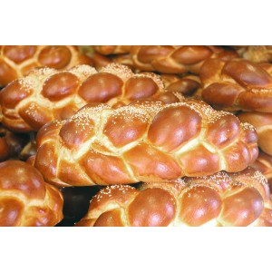 Sesame Large Challah - Ceremonial