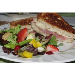 Sliced Deli Rye Sandwiches