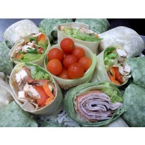 Assorted Parve Wraps