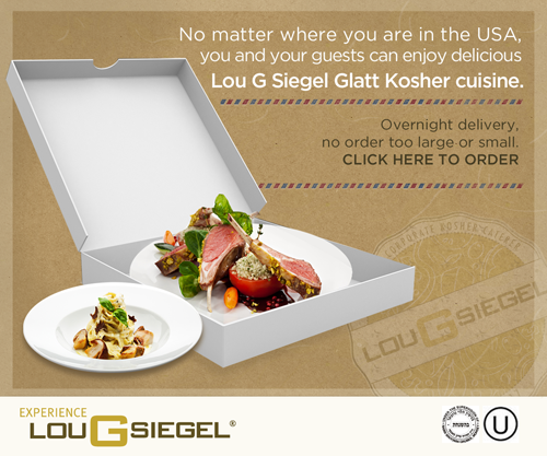 Glatt Kosher delivery